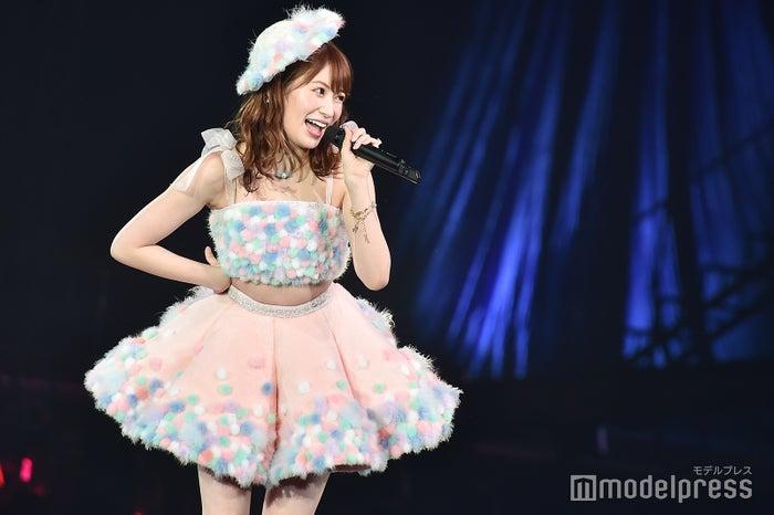 吉田朱里「AKB48グループ感謝祭~ランクインコンサート~」 (C)モデルプレス