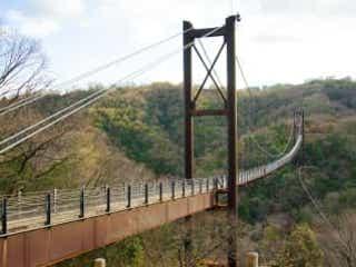 【行ってみたい♡】日本最大級の吊り橋がある「ほしだ園地」ってどんなところ?