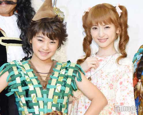 神田沙也加、10代目ピーターパン・吉柳咲良を絶賛「中性的な魅力がすごくある」