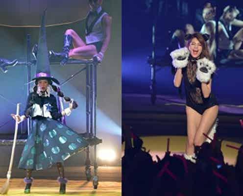 トリンドル玲奈、マギー、玉城ティナらが仮装姿で豪華集結 「ViVi Night」初のハロウィンイベント開催