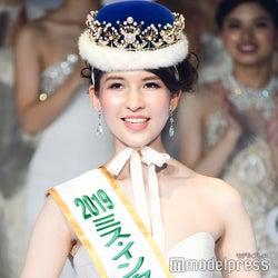 故・岡田眞澄さんの娘・岡田朋峰さん、ミス・インターナショナル日本代表に決定