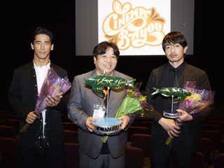 劇団EXILE青柳翔、史上初の栄誉獲得「本当に光栄」