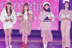 モデルプレス - 久間田琳加・中野恵那・青島妃菜・鶴嶋乃愛、可愛さ溢れる圧巻ステージ