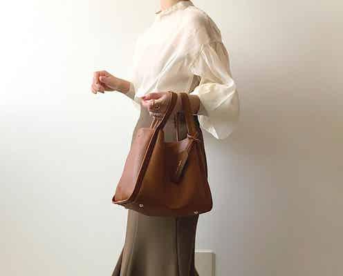 スカート派さん必見♡ 秋の着回し「トレンドスカート」はこれ!