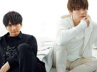 島崎信長&内田雄馬、お互いの好きな所は?「Oggi」声優連載スタートで蒼井翔太も登場