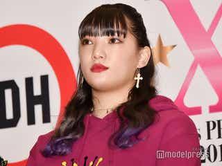 【E-girls解散発表】須田アンナコメント 今後はHappinessで世界進出目指す
