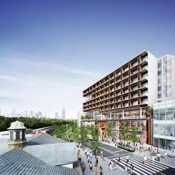 イケア、原宿駅前に初の都心型店舗を2020年春開業へ