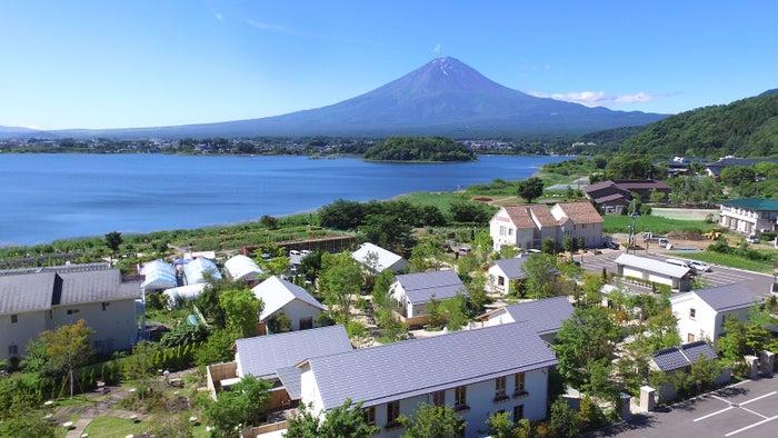 富士大石ハナテラス/画像提供:タンザワ