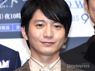 向井理、渡部篤郎と初共演「怖い人だったらどうしようと…」<パンドラIV AI戦争>