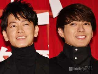 佐藤健、新田真剣佑に兄の顔 撮影振り返り微笑み「マッケン、本当に偉かったね」<るろうに剣心>