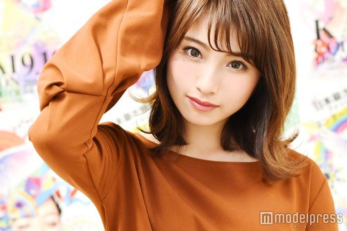 """日本一かわいい女子高生・りこぴん、大人メイクで見違えるほどの""""美人""""に!(C)モデルプレス"""