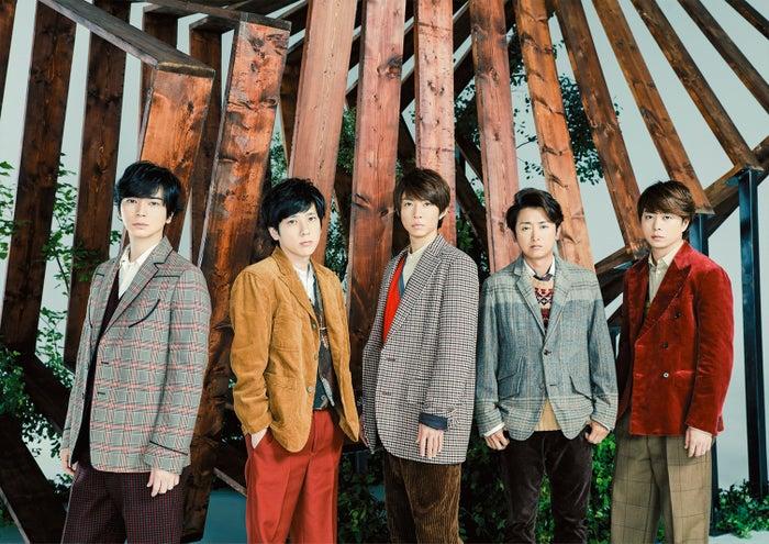 嵐(画像提供:NHK)