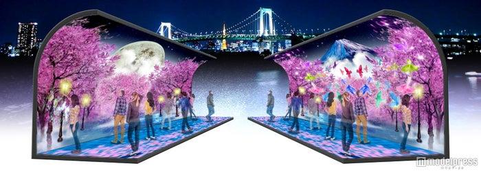 「イリュージョンドーム」全体イメージ/画像提供:東急不動産SCマネジメント