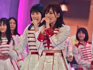 """NMB48、""""紅白選抜""""の上位16人に姉妹グループで最多選出"""