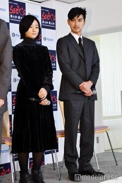 木村文乃、松田翔太 (C)モデルプレス