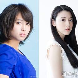 広瀬アリス&三吉彩花が共演 名曲で青春描く