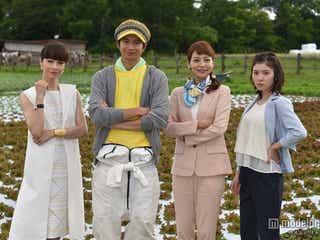 向井理、主演ドラマ続編が決定 相武紗季・りょう・松岡茉優ら豪華キャストも参戦