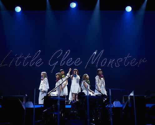 Little Glee Monster、4万人動員のツアー完走 大役抜擢も発表