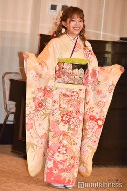 山田樹奈/AKB48グループ成人式記念撮影会 (C)モデルプレス