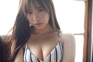 SKE48松村香織、大胆な水着姿も披露 卒業前に秘めたポテンシャル解き放つ