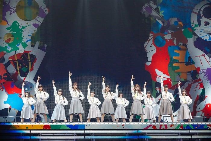 欅坂46(画像提供:ソニーミュージック)