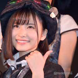 福岡聖菜/AKB48高橋チームB「シアターの女神」公演(C)モデルプレス