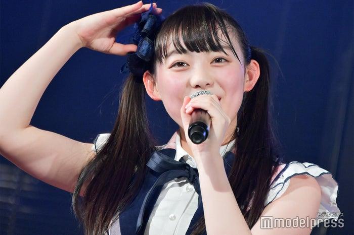 佐藤詩識/AKB48柏木由紀「アイドル修業中」公演(C)モデルプレス