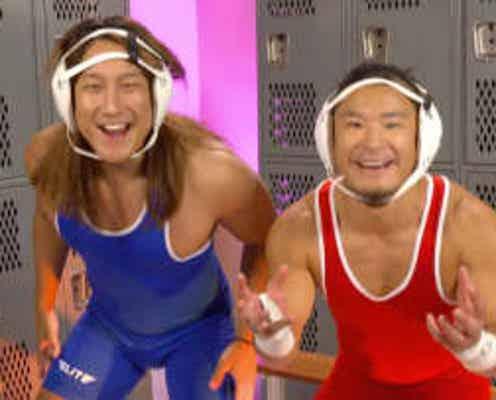 【WWE】KUSHIDA&イケメンがコスプレ姿でクリード・ブラザーズを挑発「お前たちをぶっ飛ばしてやる」