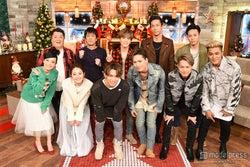 「聖夜のモニタリング&三代目J Soulクリスマス」(C)TBS