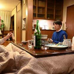 木場勝己、高橋一生、岸井ゆきの「天国と地獄 ~サイコな2人~」第7話より(C)TBS