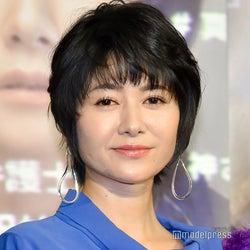 真木よう子、記者に囲まれるシーン「恐怖でした」 主演ドラマで価値観変化<炎上弁護人>