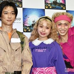 りゅうちぇる、吉沢亮らイケメンに嫉妬?ぺこが選ぶのは… ハロウィン仮装のススメも