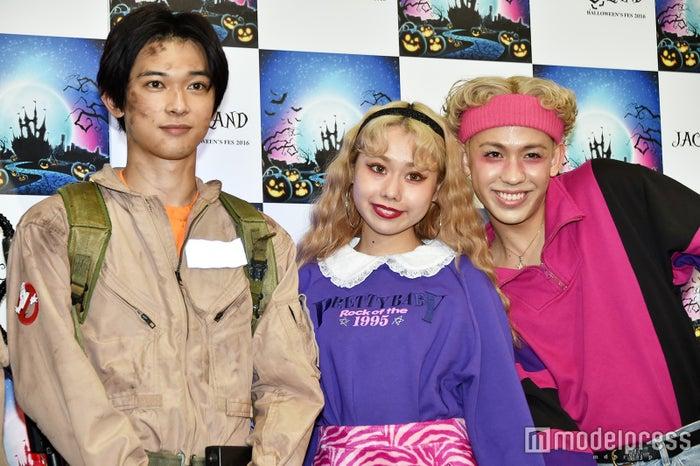 りゅうちぇる、吉沢亮らイケメンに嫉妬?ぺこが選ぶのは… ハロウィン仮装のススメも(C)モデルプレス