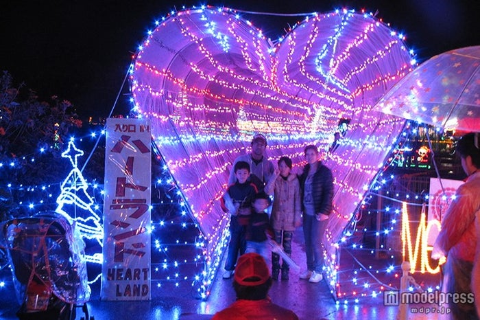 クリスマスファンタジー2015/画像提供:沖縄市役所経済文化部文化観光課
