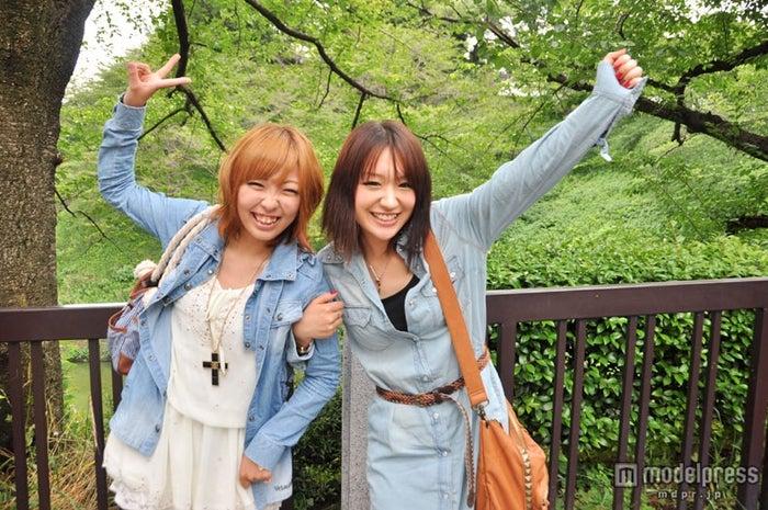 「AKB48 27thシングル 選抜総選挙 ~ファンが選ぶ64議席~」に来場した女性ファン