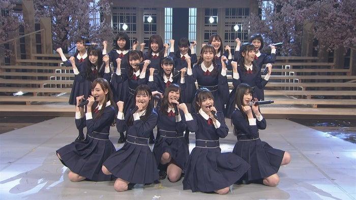 HKT48(画像提供:NHK)