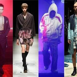 楽天ファッション・ウィーク東京20年春夏 メンズ軸のブランドのショー相次ぐ