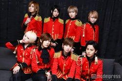 THE HOOPERS(前列左から)泉貴、未来、星波、佑妃(後列左から)陽稀、麻琴、千知、つばさ(C)モデルプレス