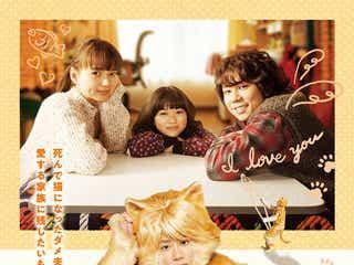 """キスマイ北山宏光、""""猫""""完全憑依 愛くるしい「トラさん」姿凝縮<トラさん~僕が猫になったワケ~>"""