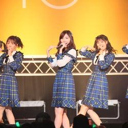 SKE48、圧巻パフォーマンスで魅了 初披露曲も<「Stand by you」発売記念イベント・セットリスト>