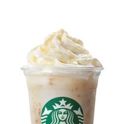 NAGASAKI 「長崎 カステラコーヒーやん!クリーム フラペチーノ」/画像提供:スターバックス コーヒー ジャパン