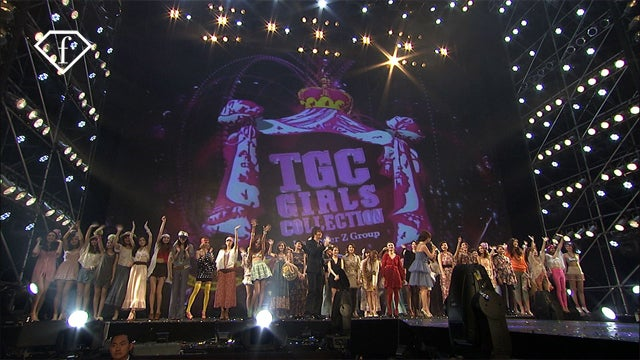 「TGC GIRLS COLLECTION 2011 in BEIJING」