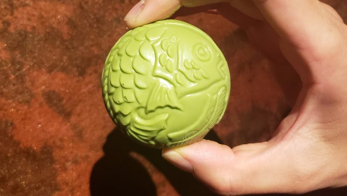 松也の鯛焼き¥390(提供画像)
