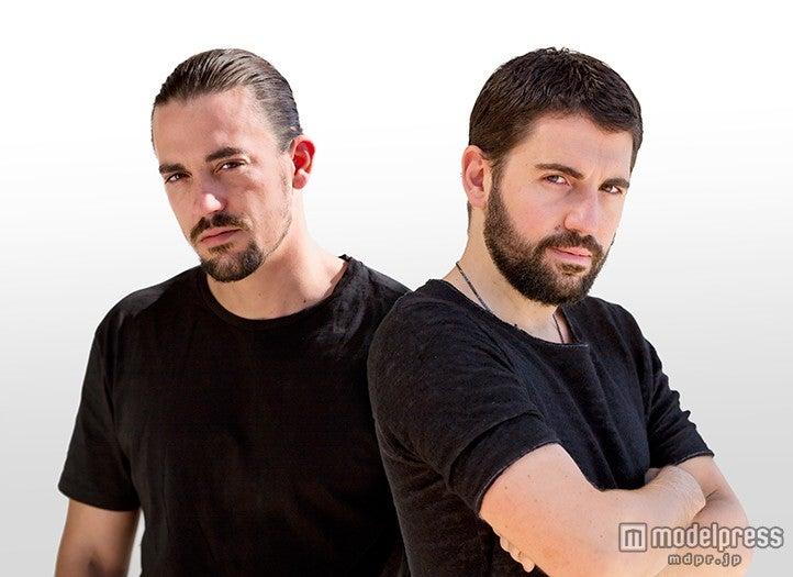 世界1位DJのディミトリ・ヴェガス&ライク・マイク(画像提供:avex)【モデルプレス】