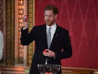 ヘンリー英王子「引退表明」後初の公務