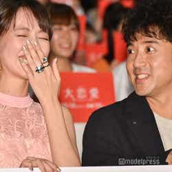 戸田恵梨香を笑わせ続けていたムロツヨシ (C)モデルプレス