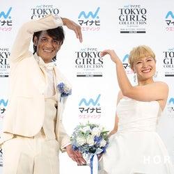 【結婚会見】丸山桂里奈&本並健治氏、9月4日に入籍した理由とは 互いの惹かれたところ・子どもの予定も明かす