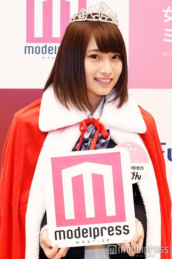"""日本一かわいい女子高生グランプリの""""りこぴん""""こと永井理子さん、「サンジャポ」生出演決定(C)モデルプレス"""