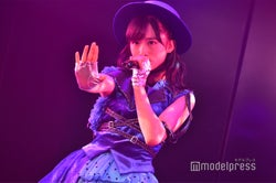 小栗有以/AKB48岡部チームA「目撃者」公演(C)モデルプレス
