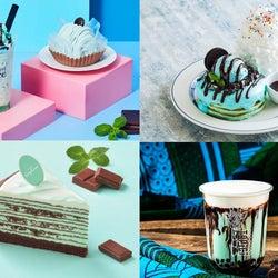 2020年夏の新作チョコミントスイーツ特集 清涼感溢れる美味しさで気分転換